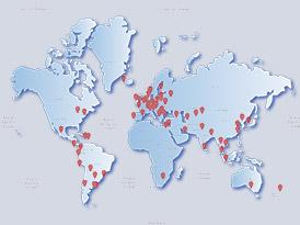 Risco Presencia Mundial y Servicio