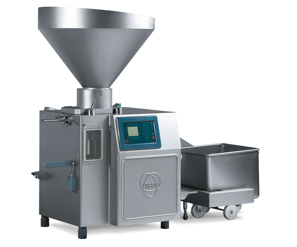 Risco vacuum filler RS 501 for dry and stiff products